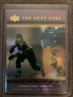 1999-2000 Upper deck The next ones Gretzky Exclusive gold Jaromir Jagr #73 /99