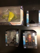 The Loyal Subjects Rhaegal Dragon Game Of Thrones Lot Of 4 New Sealed FREE SHIP
