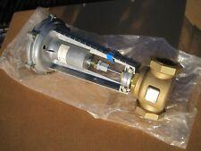 Siemans 599 03116 2 Control Valve With 599 01050 8 Pneumatic Actuator