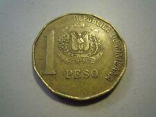 PADRE DE LA PATRIA - 2002 - REPUBLICA DOMINICANA 1 PESO - MONETA -   (S-O-3)