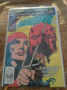 💥 Marvel Comics - Daredevil #179 (Elektra / Frank Miller) 💥