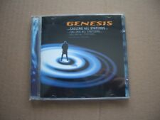 GENESIS - CALLING ALL STATIONS - CD ALBUM - MIKE RUTHERFORD, TONY BANKS
