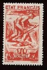 Pétain secours national 1f50 1943