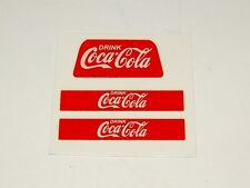 "Matchbox 1-75  37A Karrier ""Coca Cola"" Decal set (#145)"