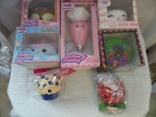 Genuine Silly Squishies Bundle of 7 New RARE!!!!!!!!!!!!!!!!!