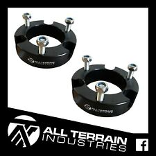 25MM STRUT SPACERS - NISSAN NAVARA D40 NP300 LIFT KIT COIL SHOCK