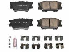 For 2007-2017 Lexus ES350 Disc Brake Pad and Hardware Kit Power Stop 97917DJ