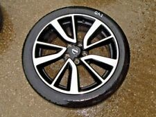 Nissan Qashqai J11 2014-2017 Genuine 19 Inch Alloy Wheel Rim 19x7J 40mm    QA1