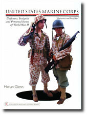 United States Marine Corps : Uniforms, Insignia and Personal Items of World...