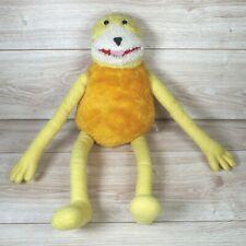 "Vintage 90s Vivid Levi's Advertising Mr Oizo Flat Eric Large 24"" Plush Toy"