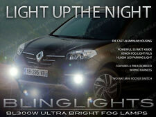 2014 2015 Renault Koleos / Samsung QM5 Xenon Halogen Fog Lamps Driving Light Kit