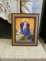 "Beautiful Gold Framed ""Assumption of Mary,"" by Guido Reni!"