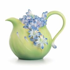 Franz Porcelain - Teapot - Lily of the Nile