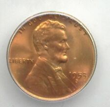 1953-S LINCOLN CENT ICG MS67 RED LISTS FOR $160