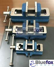 """COMBO 2"""" 3""""4"""" SELF CENTERING VICE MACHINE BLUE TYPE VICE ENGINEERING TOOLS"""