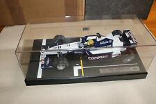 1:18 Formel 1 Ralf Schumacher BMW Williams F1 FW23 original OVP Imola 15.04.2001