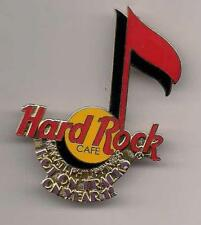 Hard Rock Makati Phillipines 01 musical note pin LE