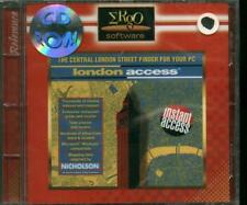 London Access, central London Street Finder New