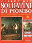FASCICOLO COLLEZIONE SOLDATINI DI PIOMBO N. 2 - AUSTERLITZ: LA BATTAGLIA - DeA
