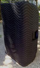 YAMAHA DXR15 DXR 15 Premium Padded Black Covers (2) - Quantity of 1 = 1 Pair!