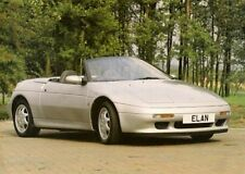 Lotus Elan 1991-92 UK Market Leaflet Sales Brochure