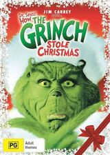 How The Grinch Stole Christmas (DVD, 2017)