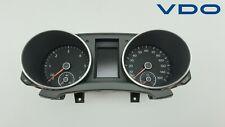 VW Golf Mk6 2008-12 1.6TDi Speedometer Instrument Cluster 5K0920960N A2C53219792