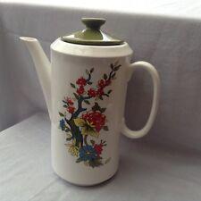 Royal Tudor Ware Cafetera patrón 8109 Flor En Rama Precioso