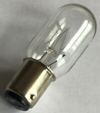 JANOME SEWING MACHINE STANDARD LIGHT BULB BAYONET CAP