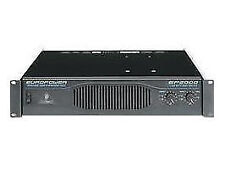 XLR Performance & DJ Amplifiers with 2 Channels