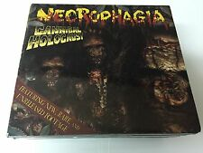 Necrophagia  Cannibal Holocaust 2002  CD DIGIPAK 808577701425