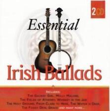 Essential Irish Ballads - Various (NEW 2CD)