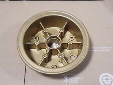 Vintage MANCO Dingo Gold 6'' Aluminum Wheel Rim Half 1539 Go Kart, Mini Bike