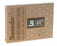 BOVEDA 65% RH (320 GRAM) - OUT OF CARDBOARD OVERLAY SEE PICS
