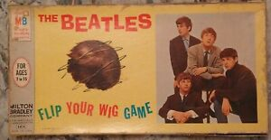 Vintage1964 The Beatles Flip Your Wig Game - Complete