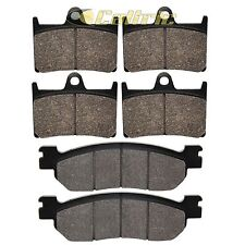 FRONT REAR BRAKE PADS Fits YAMAHA R6 YZF-R6 1999 2000 2001 2002