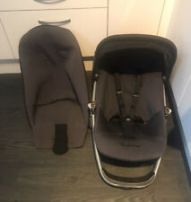 Quinny Buzz Black Seat Unit With 2 Inserts baby+ and toddler+hood