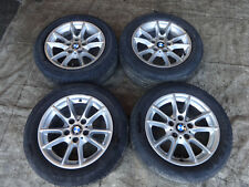 BMW E60 / E61 / E39 /E46 2003-2010 520D Genuine alloys alloy wheels + tyres