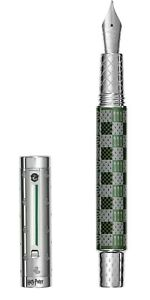 Montegrappa Harry Potter Slytherin Fountain Pen M