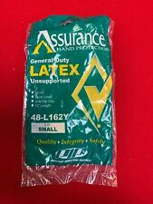 Assurance Latex Gloves Small 12 pair