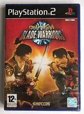 PS2 ONIMUSHA Lama WARRIORS (2004), French/OLANDESE Versione, NUOVO &