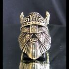 bronze ring VIKING THOR (free resizing) NEW !