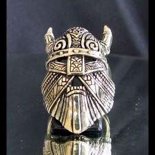 bronze ring VIKING THOR (free resizing) NEW !