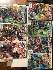 Justice League 1-6 LOT NEW 52 NEVER READ 9.8 CGC RDY HOT 2011 Superman Batman