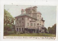Grand Hotel South Hayling Hampshire 1904 Postcard 670b