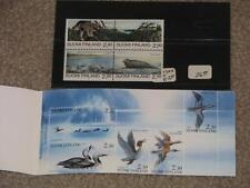 Finland Endangered Species Scott# 960, Water Birds- 925a Booklet, MNH