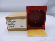New Simplex 2975 9178 Red Cdt Pull Station Fire Alarm Pn 0690317