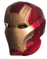 Adults Marvel Comics Avengers 2 Iron Man Mark 43 Mask Costume Accessory