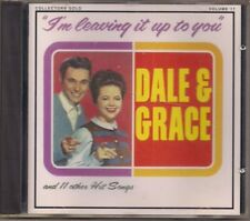 Dale&Grace-Collectors Gold-I'm Leaving It All Up To You&11 Other Hit Songs CD