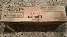 New authentic OEM Sharp AR-C16NT1 Toner Black For AR C150 C160 C250 C270 C330